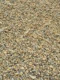 Pile of construction gravel Stock Photos