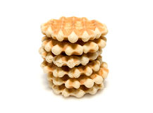 Pile of cookies Royalty Free Stock Photography