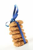 Pile of cookies Stock Image