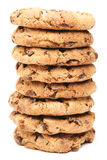 A Pile of Cookies Royalty Free Stock Photos