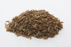 Pile of cumin Stock Photography