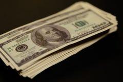 Pile d'élevage d'argent Photos libres de droits