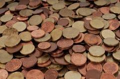 pile d'argent Image libre de droits