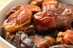 Pile of dates Stock Photos