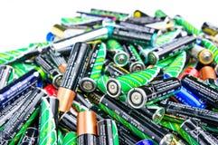 Pile de batterie Photos stock