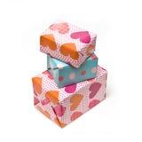 pile de cadeaux Photo stock
