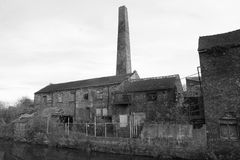 Pile de cheminée de poterie Image libre de droits