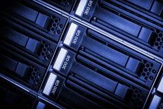 Pile de disques Image stock
