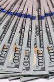 Pile de dollars Image libre de droits