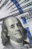 Pile de dollars Photographie stock libre de droits