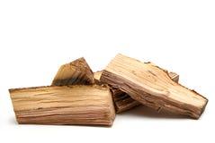 Pile de firewoods Images libres de droits