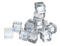 Pile de glace image stock
