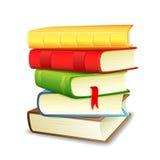 Pile de livre illustration de vecteur