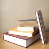 Pile de livre photographie stock libre de droits