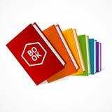 Pile de livre Vecteur Photos libres de droits