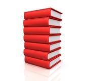 Pile de livres Images stock