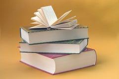 Pile de livres Photo stock