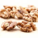 Pile de noix Photographie stock libre de droits