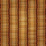 Pile de pièces de monnaie Photos libres de droits