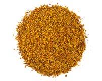 Pile de pollen d'abeille, ambroisie Photos stock