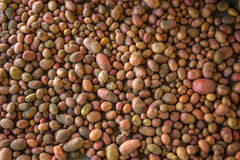 Pile de pomme de terre Image stock