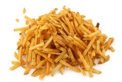 Pile de pommes frites photos libres de droits