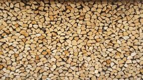 Pile de rondin Photographie stock libre de droits