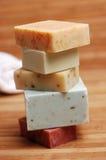 Pile de savon Image libre de droits