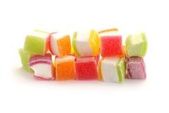 Pile de sucreries Photo stock