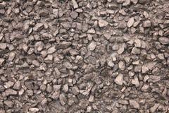 Pile de texture de charbon Photos stock