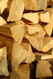 Pile de texture en bois Photographie stock