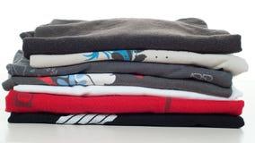 pile de tissu Image stock