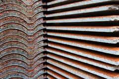 Pile de tuile de toit Images libres de droits