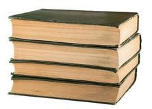 Pile de vieux livres photo libre de droits