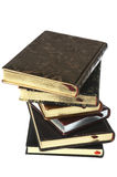 Pile of dear books Royalty Free Stock Photography