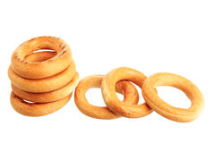Pile of delicious donuts Stock Photo