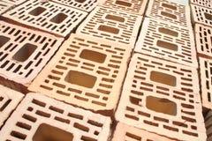 Pile des briques Image libre de droits