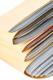 Pile des fichiers