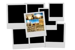 Pile des illustrations Image libre de droits