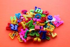 Pile des lettres Image libre de droits
