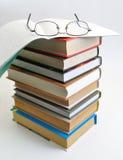 Pile des livres Image libre de droits