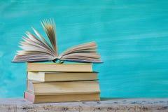 Pile des livres, photos libres de droits