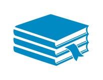 Pile des livres illustration libre de droits