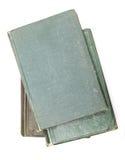 Pile des livres très vieux Photo libre de droits