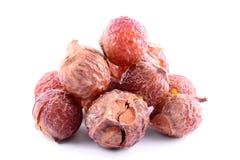Pile des noix de savon Photo stock