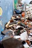 Pile des ordures images libres de droits