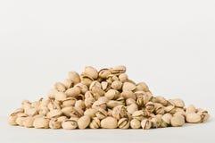 Pile des pistaches Image libre de droits