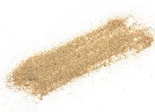 Pile desert sand Stock Images