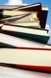 Pile di libro Fotografia Stock