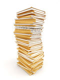 Pile documents Image stock